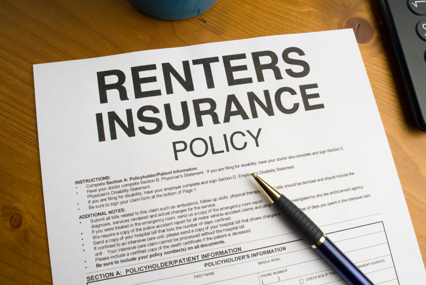 Don't Get Caught Without Renters Insurance