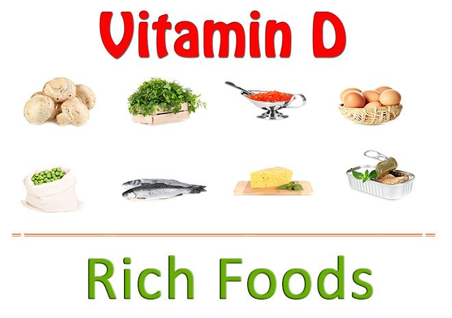Refuel your body with some Vitamin D